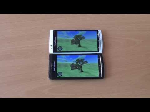 Sony Ericsson Xperia Arc S vs Xperia Arc Benchmarks
