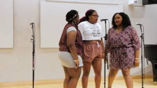 http://www.bravenewvoices.org Witness the magic of Brave New Voices. Listen to Shaddai, Jalesha, and Elhondra introduce three ...