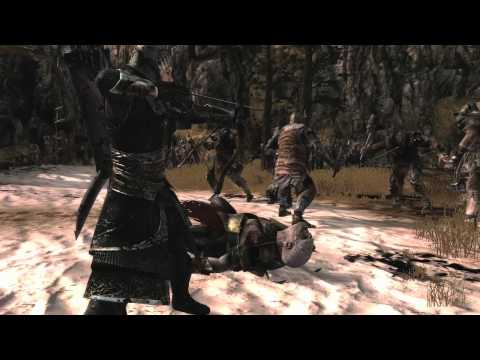 Le Seigneur des Anneaux : La Guerre du Nord - Urgost bat de l'aile en vidéo