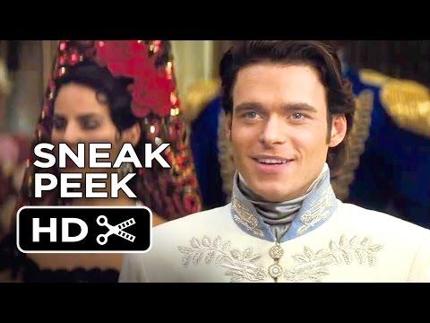 MOVIES: Cinderella - Teaser Trailer feat Lily James & Richard Madden
