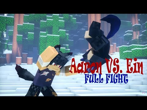 Aphmau's 3D Animation : Aaron VS. Ein