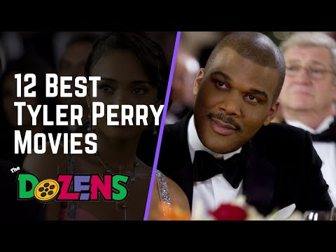 Top 12 Tyler Perry Movies
