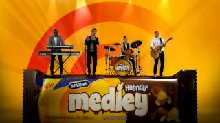 The Medley Mixers - McVities Medley Bar - song:  Take it easy