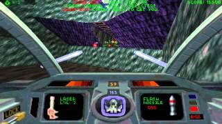 Descent 2 – D2X-XL videosu
