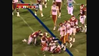 Jamarkus Mcfarland vs Iowa State 2010 vs  (2010)