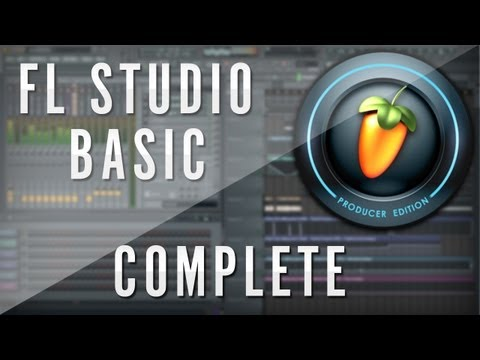 fruityloops - Hello and welcome to my first FL10 Tutorial! I genuinely think this covers all the basics you need to know to get started in FL10. I worked very hard on this so I would appreciate any feedback....