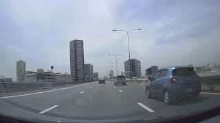 Driving In Bangkok 07 Bang Na Chon Buri Expressway
