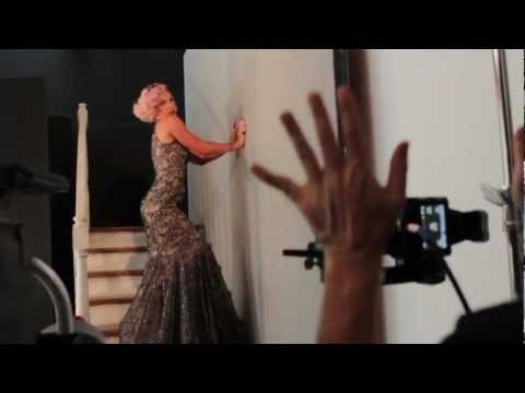 P!nk - The Truth About Love Photoshoot (Behind The Scenes)