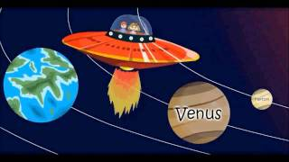 Planets&Solar System For Children- School Education Video For Grade 2,Grade 3,CLASS 2 ,Class 3