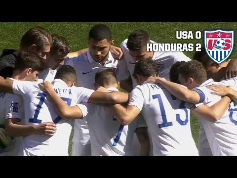 U-23 MNT vs. Honduras: Highlights - Oct. 10, 2015