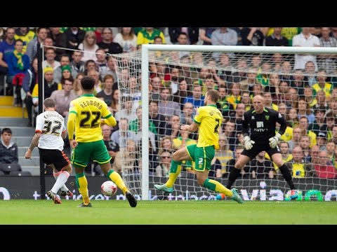 minutes - Here are the moments that made the difference at Craven Cottage when the Whites welcomed the Canaries.