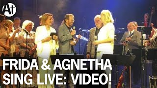 Nonton ABBA REUNION 2016! Agnetha & Frida sing The Way Old Friends Do LIVE at Berns, Stockholm, June 2016. Film Subtitle Indonesia Streaming Movie Download