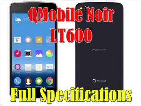 QMobile Noir LT600 Specs
