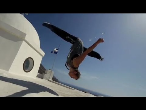 Epic Parkour and Freerunning...