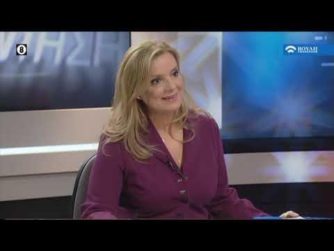 Συνάντηση με την  Ανθή Δοξιάδη-Τρίπ (Β! Μέρος)  (03/11/2019)