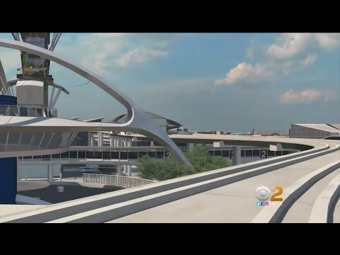 Here's A Look Into LAX's $14 Billion Facelift