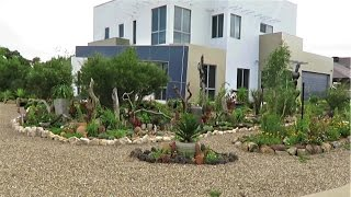 """My aim is to make a water wise cottage and Australian natives garden incorporating succulents and cacti. This little corner took me six months of careful planning to have a low maintenance, drought resistant garden that is also pleasing to the eye. As it progress, I am hoping to put a lot of quirky points of interest using unconventional and recycled materials.Music: From YouTube Library - """"Break The Ice"""" by Jingle Punks.About this Channel - https://www.youtube.com/watch?v=4XNo9...Jewelry Making Tutorials - http://www.youtube.com/playlist?list=PLKz21al88ViEih85hG7ZiSZIYQmsv6WV0How to Find Gold and Gems - http://www.youtube.com/playlist?list=PLKz21al88ViGnuqq5sYBjuBthfKPhRNGOPEDRO the Budgie OFFICIAL Channel- https://www.youtube.com/channel/UCQbOj641px0d_e-m3YbQMagPEDRO the Budgie PLAYLIST from Liz Kreate Channel- https://www.youtube.com/playlist?list=PLKz21al88ViEmoVtph1ZjkyGfMchZFcgULAPIDARY Gem Cutting  - https://www.youtube.com/playlist?list=PLKz21al88ViFknwDrLvXnyCXL_PaOuagoLiz Kreate Recipe - http://www.youtube.com/playlist?list=PLKz21al88ViFhoAEfZDfOtHqrQqBllUuX"""