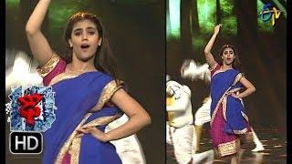 Video Aqsa Khan Performance | Dhee 10 | 11th October 2017| ETV Telugu MP3, 3GP, MP4, WEBM, AVI, FLV April 2018