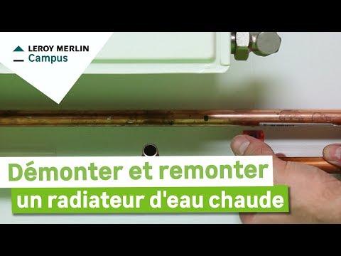 comment remplir radiateur voiture