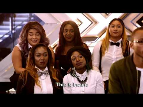 4th Power/Impact (Show me how you Burlesque) 2015 X Factor UK