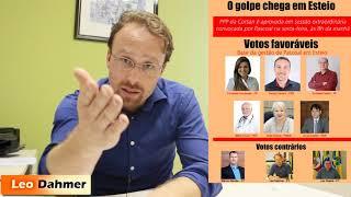 Leo Dahmer fala sobre a aprovação da PPP da Corsan em Esteio