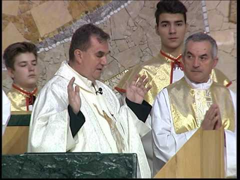 2017-04-30 Vasárnapi szentmise a Gazdagréti Szent Angyalok Plébánián