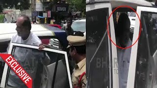 Telangana BJP State President k Laxman Arrested | Exclusive Visuals | Bharat Today