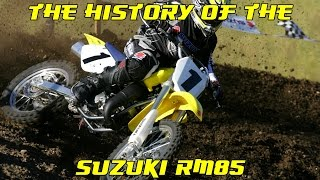 3. History of the Suzuki RM85 2002-2012 + Tuning tips, Flaws&Fixes / DirtBikeDudeZ