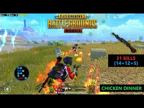"[Hindi] PUBG MOBILE | ""31 KILLS"" AMAZING DP-28 KILLS WITH NICE SQUAD CHICKEN DINNER"