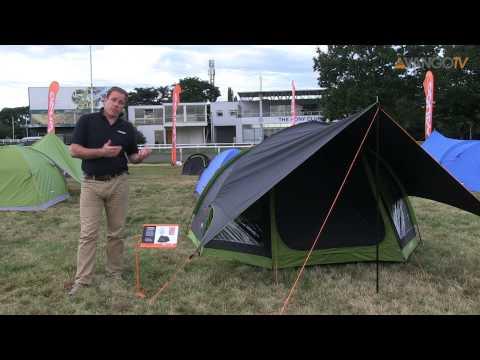 Відео демонстрація палатки Vango Ark 200+ River