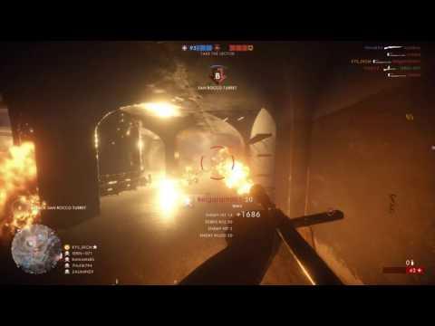 Liekinheittimen kans bunkkeriin – Battlefield 1