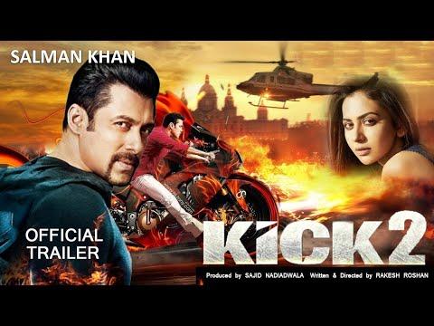 Kick 2 Official Trailer  Salman Khan, Randeep, Nawazuddin, Sajid Nadiadwala Concept Trailer