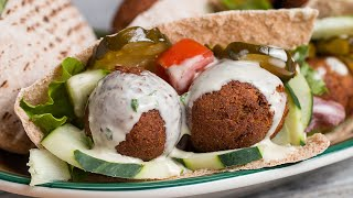 Homemade Falafel by Tasty