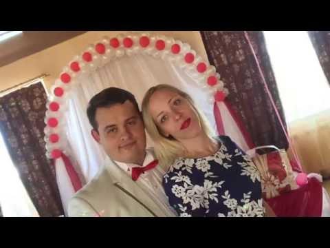 Видео Видео подарок. Свадьба Бухаревы 06.08.2016