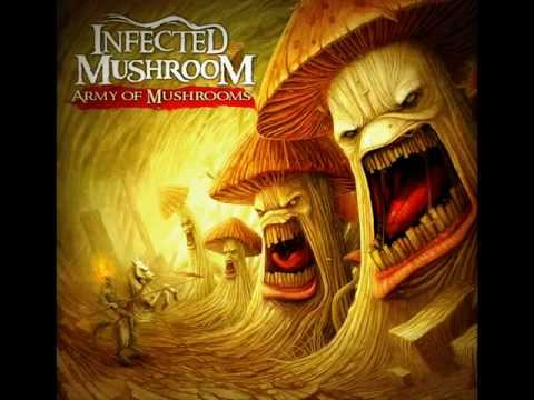 infected mashroom - Hope you like it. Rate and comment please!!!
