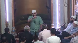 9. Namazi i Natës - Ramazan 2014 - Hoxhë Remzi Isaku (Xhamia Isa Beu - Shkup)