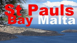 St Pauls Bay Malta  city photos : Saint Pauls Bay Malta, (San Pawl il Bahar)
