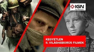 TOP 10: A legkegyetlenebb háborús filmek
