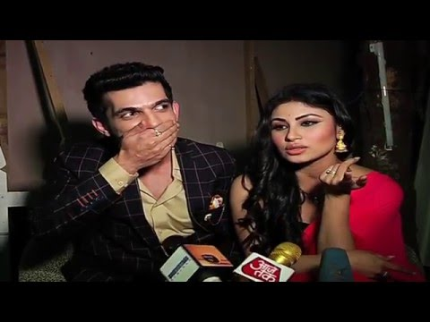 Arjun and Mouni aka Ritik and Shivanya's FUN BYTES
