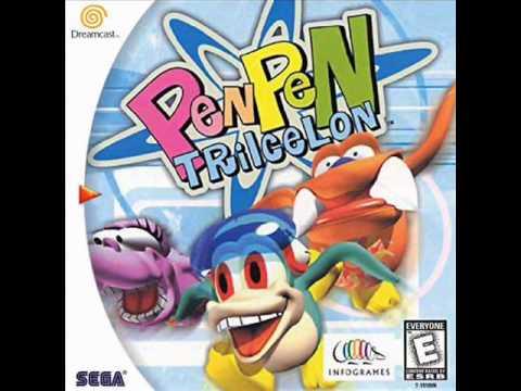 Pen Pen Tri-icelon Dreamcast