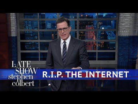 R.I.P. The Internet (видео)