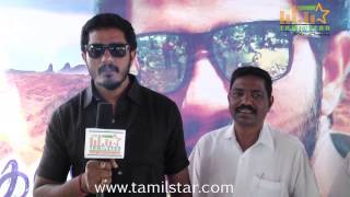 Arvind at Thiruvenkadu Movie Launch