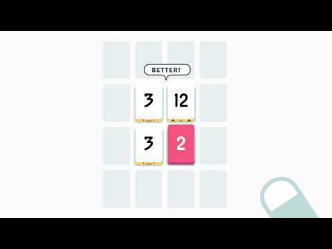 Video of Threes!