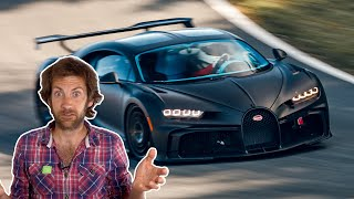 Bugatti's New Chiron Pur Sport Looks Insanely Fast On Track | Carfection 4K by Carfection