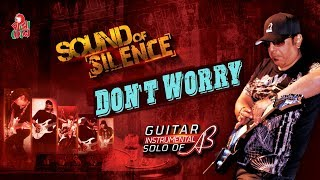 Download Lagu Don't Worry l First Guitar Instrumental Solo Of Ayub Bachchu I Sound Of Silence l Official Mp3