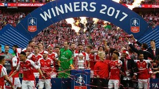 Nonton Arsenal 2017 FA Cup Winners Journey Film Subtitle Indonesia Streaming Movie Download