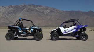 5. UTV Shootout: Polaris RZR XP 1000 vs. Yamaha YXZ1000R