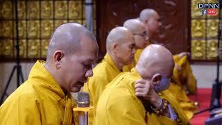 TRỰC TIẾP: THỜI KHÓA SÁM HỐI ONLINE tại chùa Giác Ngộ, ngày 22 - 04 - 2020