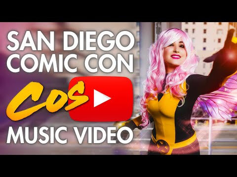 The EPIC SDCC 2015 Cosplay Music Video