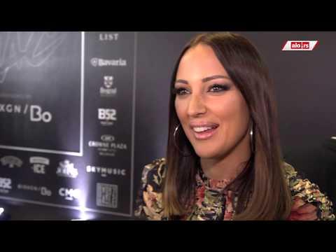 Aleksandra Prijović: Niko nije znao da se Filip pojavljivao u ovim mojim spotovima